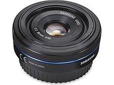 Samsung EX-S30NB 30mm f/2.0 Lens