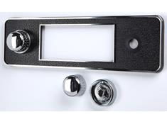 Retrosound Euro-Style Faceplate & Knob Kit