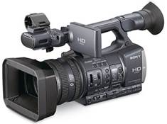 Sony HDR-AX2000 Handycam®