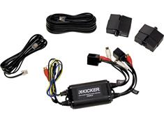 Kicker Marine Dual-zone Level Control