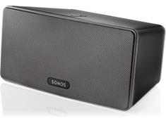 on Sonos PLAY:1 and PLAY:3 wireless streaming music speakers