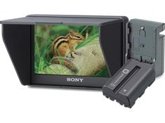 Sony CLM-V55BDL Portable Monitor Bundle