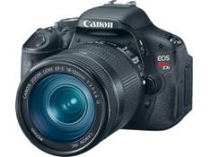 Canon EOS Rebel T3i Kit