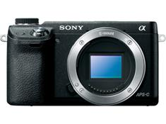 Sony Alpha NEX-6 (no lens included)