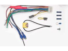 powered sub wiring harnesses at crutchfield com bazooka ela awk