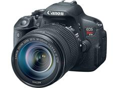 Canon EOS Rebel T5i Telephoto Kit