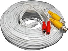 ClearView  All-in-one BNC Video/Power Cable