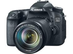 Canon EOS 70D Telephoto Lens Kit