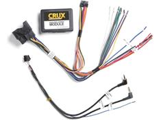 CRUX SWRVW-52 Wiring Interface