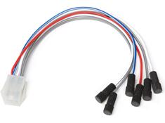 x204FAST999 F powered sub wiring harnesses at crutchfield com wiring harness subs at couponss.co