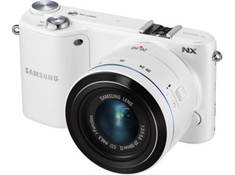 Samsung NX2000 Smart Camera with 2.5X Zoom Lens Kit