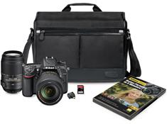 Nikon D7100 Two Zoom Lens Bundle