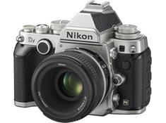 Nikon Df with 50mm f/1.8 lens