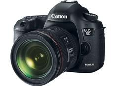 Canon EOS 5D Mark III Standard Zoom Lens Kit