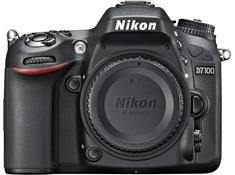Nikon D7100 (no lens included)