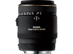 Sigma Photo 70mm f/2.8 Macro Lens