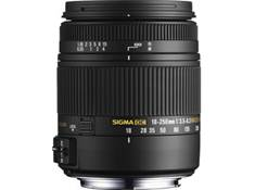 Sigma Photo 18-250mm f/3.5-6.3 DC OS HSM
