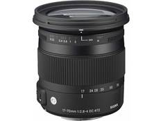 Sigma Photo 17-70mm f/2.8-4.0 DC Macro OS HSM | C