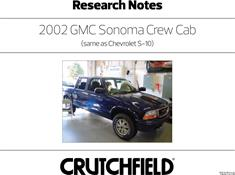 Crutchfield Research Notes