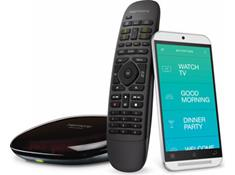 on a Logitech® Harmony® Companion remote — Ends 11/17