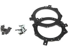 Scosche SAC-656 Multipurpose Speaker Mounting Brackets