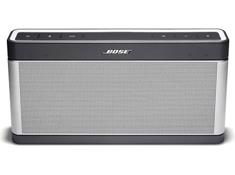 on a Bose® SoundLink®  Bluetooth® speaker III