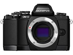 Olympus OM-D E-M10 (no lens included)