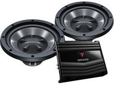 from Rockford Fosgate, Kenwood, and Sound Ordnance