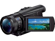 Sony Handycam® FDR-AX100