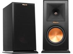 on a pair of Klipsch Reference Premiere RP-160M bookshelf speakers, now $349.99