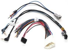 Crux SWRHN-62D Wiring Interface