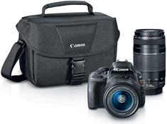 Canon SL1 Two Zoom Lens Bundle