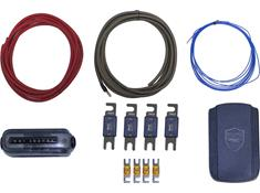 Wet Sounds Marine Amp Wiring Kit