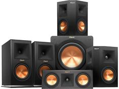 Klipsch RP-160 5.1 Home Theater Speaker System
