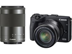Canon EOS M3 Two Lens Kit