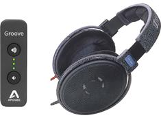 Apogee Groove DAC/Sennheiser HD 600 Headphone Bundle