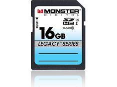 Monster SDHC Memory Card