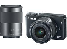 Canon EOS M10 Two Lens Kit