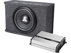 JL Audio 175-Watt Bass Package