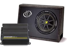Kicker 150-Watt Bass Package