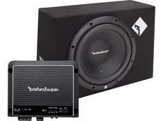 Rockford Fosgate 300-Watt Bass Package