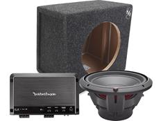 Rockford Fosgate 400-Watt Bass Package