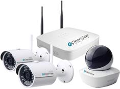 ClearView Wireless Outdoor/Indoor Bundle