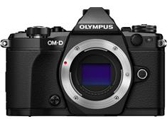 Olympus OM-D E-M5 Mark II (no lens included)