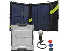 Goal Zero Portable Solar Charging Bundle