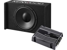 Kenwood P-W120B 150 Watt Bass Package