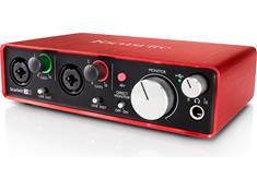 Focusrite Scarlett 2i2 (Second Generation)