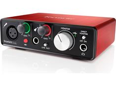 Focusrite Scarlett Solo (Second Generation)