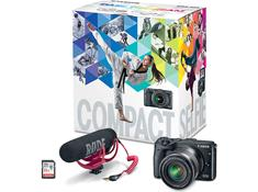 Canon EOS M3 Video Creator Kit