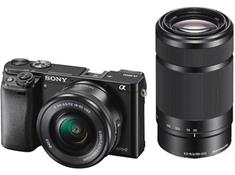 on Sony mirrorless cameras